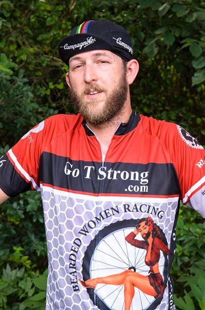Marcus Gillespie, Racing Member, SS