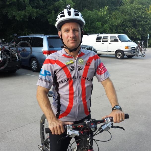 Nathan Delahoussaye, Racing Member, Team Captain