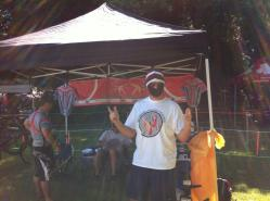 Beard Heads Rule in the Texas summer!