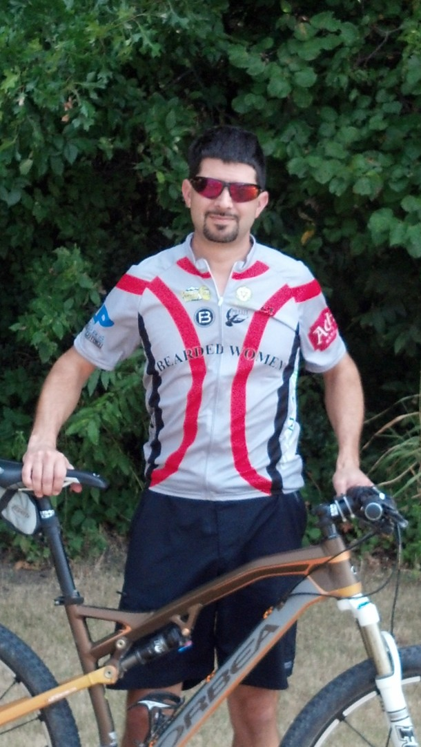 Wes Salas, Riding Member