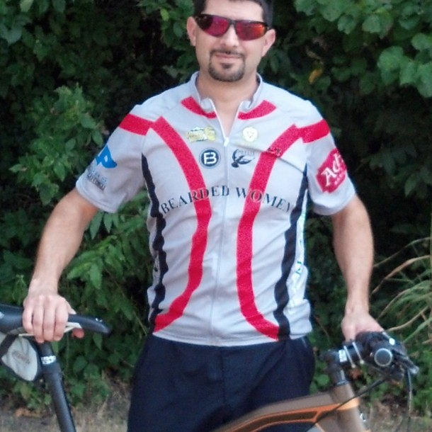 Wes Salas, Riding Member