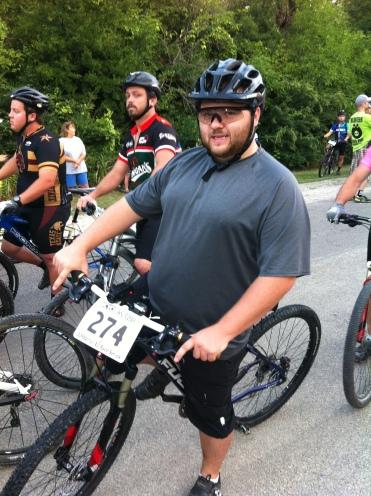 Logan Davis, Riding Member