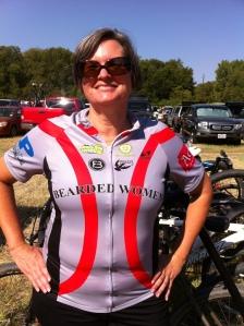 Brigitte Metcalf, Riding Member
