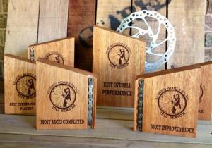 2013 Team Awards made by ReGeared