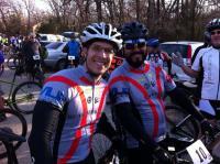 Eric Swarvar and Jesse Bernal