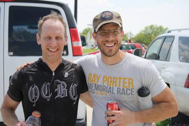 Eric Swarvar, Racing Member, SS (Right)
