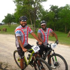 Racing Members: Jesse Bernal, Moreece Griffin