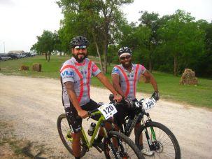 Racing Members: Jesse Bernal, Moreece Griffin